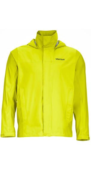 Marmot M's PreCip Jacket Bright Lichen